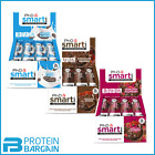 PHD Nutrition Smart Bars 12 x 64g - Low Sugar - Low Carbs - Amazing Taste