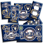 MILWAUKEE BREWERS BASEBALL TEAM LIGHT SWITCH OUTLET WALL PLATE COVER ROOM DECOR on Ebay