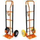 200KG SACK TRUCK HEAVY DUTY INDUSTRIAL TROLLEY WAREHOUSE DELIVERY TRANSPORT CART