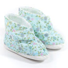 Women's Diabetic Relief Floral Slippers, by Collections Etc