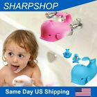 Kyпить Silicone Baby Bathtub Spout Cover Safety Bathing Toy Faucet  Cover Whale на еВаy.соm