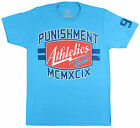 Punishment Athletics Old Milwaukee T-Shirt (Blue)