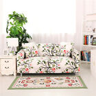Spandex Slipcovers Sofa Cover Protector for 1 2 3 4 seater Oaul Floral my