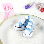 Doll Shoes Denim Canvas Toy Shoes1/6 Bjd For Russian Tilda Doll Sneackers B