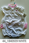 Polo Ralph Lauren Baby Toddler Girl's Romper 6 Months New w/ Tag #44