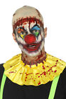 Smiffys Mens Latex Creepy Clown Instant Kit Circus Halloween Fancy Dress Costume