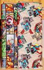Marvel Avengers Comic Patch & Horizontal SOLD SEPARATELY bty