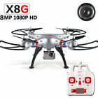 Syma X8G RC Drone Quadcopter Helicopter ith 5MP HD Camera & Headless Mode