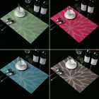 4 x Tableware Placemats Place Mats Table Coasters Insulation Kitchen Dining Room