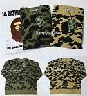 【S-3XL】ONLINE EXCLUSIVE A BATHING APE Men