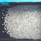 5,10 carats lots White pretty Natural Loose Rough Diamonds Uncut Raw 1.00mm USA