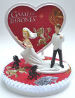 Wedding Cake Topper Runaway Bride Game of Thrones Themed Funny Fans Dragon Sword