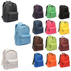 New Unisex Regatta Zipped Front Pocket Carry Handle Rucksack Backpack One Size