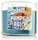 Blueberry Pumpkin Patch (BBWtype) Fragrance Oil Candle Making Supplies FREE SHIP