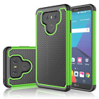 For LG G6/G6 Plus/H870/LS993 Shockproof Hybrid Impact Defender Rugged Phone Case