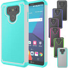 For LG G6/G7/G8 ThinQ Shockproof Hybrid Impact Defender Rugged Phone Case Cover