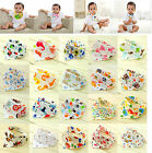 Внешний вид - Cute Baby Bibs Saliva Towel Toddler Bandana Triangle Head Scarf Color random