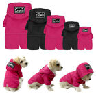 Waterproof Dog Clothes Winter Warm Padded Pet Puppy Chihuahua Coat Jacket Hoodie