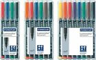 Staedtler Lumocolor Permanent Marker - Fine - All Pack Quantities Available