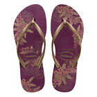 New Original Havaianas Flip Flops Slim Organic CF Sandals Women All Sizes Colors