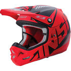 NEW ANSWER RACING AR-3 ALIGN RED BLACK RACE MX MOTOCROSS HELMET MENS ADULT