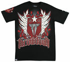 Throwdown Republic T-Shirt (Black/Red)