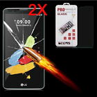 9H+ Premium Tempered Glass Film Screen Protector For LG Cell Phone