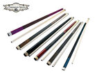 35% Off! Champion ST14 Black/Brown/Grey/Wine Pool Cue Stick-11.75mm,Cuetec Glove