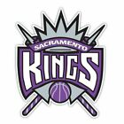 Sacramento Kings NBA Logo Basketball Vinyl Sticker (car bumper, window, helmet) on eBay