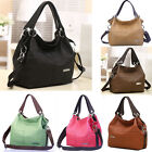 Fashion Handbag Shoulder Bag Tote Purse Soft PU Leather Women Messenger Hobo Bag