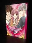 Manga *The Diamond of Heart* Band Auswahl Tokyopop Toko Mayu Shinjo