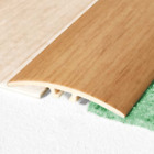 24 Colours Wood Effect Door Edging Floor Trim Threshold 40mm Laminate