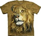 The Mountain Unisex Adult Lion King Animal T Shirt