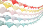 NEW SUPERIOR QUALITY Crepe Paper Fringed Ceiling Party Decoration A6