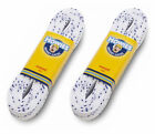 2 PACK HOWIES HOCKEY TAPE Pro Waxed Molded Tip Skate Laces Your Choice Of Length