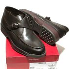Salvatore Ferragamo PERU Leather Hiking Street Motorcycle Ankle Fashion Boots
