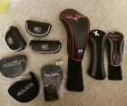 NEW Headcovers Tommy Armour TaylorMade Pravada Ram X Pick yours!