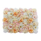 Magideal Artificial Flower Wall Hanging Rose Wedding Background Main Road Decor