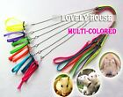 Kyпить Adjustable Ferret Harness/Baby Rabbit/Hamster Rat Mouse Leash Lead with bell на еВаy.соm