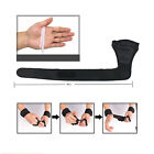 1Pair Training Weight lifting Gym Gloves Fitness Workout Wrist Wrap Sport Riding