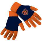Officially Licensed NFL Knit Colorblock Gloves - Choose Your Team on eBay