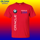 New Team USA Oracle America's Cup BMW Racing t-shirt Sail Racing Size Men's image