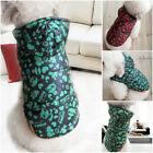 Внешний вид - Pet Dog Cat Clothes Hoodie Winter Warm Coat Puppy Sweater Jacket Costume Apparel