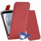 PU Leather FLIP Pouch Holster Case & Screen Guard for HTC Nexus One