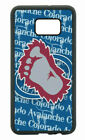 Colorado Avalanche Phone Case For Samsung Galaxy S10 S9 S8+ S7 S6 S5 Note 9 8 5 $13.95 USD on eBay