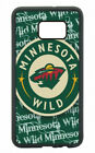 Minnesota Wild Phone Case For Samsung Galaxy S10 S9 S8+ S7 S6 Edge S5 Note 9 8 5 $13.95 USD on eBay