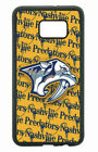 Nashville Predators Phone Case For Samsung Galaxy S10 S9 S8+ S7 S6 Note 9 8 5 4 $13.95 USD on eBay
