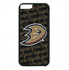 Anaheim Ducks Phone Case For iPhone X XS Max 8 8+ 7 6 Plus 5 4 Black TPU Cover $13.95 USD on eBay