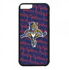 Florida Panthers Phone Case For iPhone X XS Max 8 8+ 7 6 PLUS 5 Black TPU Cover $13.95 USD on eBay