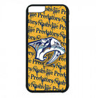 Nashville Predators Phone Case For iPhone X XS Max 8 8+ 7 6 PLUS 5 4 Black Cover $13.95 USD on eBay
